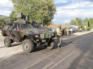 Muş'ta Askeri Araca Bombalı Saldırı: 6 Yaralı
