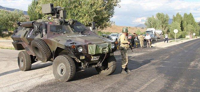 Bitlis'te Bazı Alanlar 'Geçici Güvenlik Bölgesi' İlan Edildi