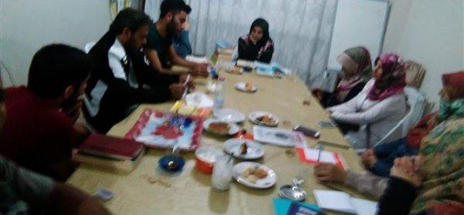 Kocaeli Özgür-Der'de Haftalık İç Eğitim Faaliyetleri Başladı