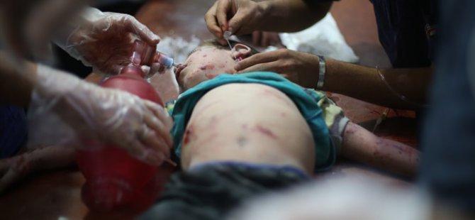Doğu Guta'da İlaçsızlıktan Ölüyorlar