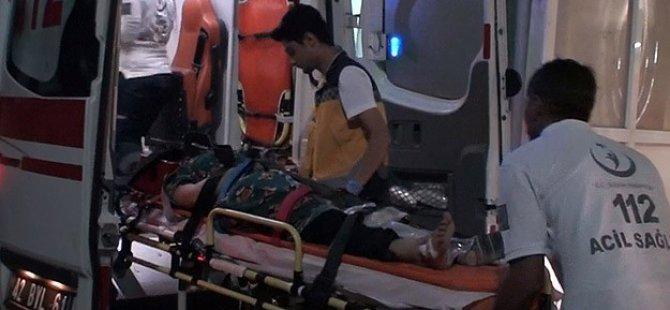 Suriyeli İşçileri Taşıyan Traktör Devrildi: 24 Yaralı