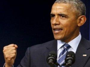 Obama Senato'nun İran Kararından Son Derece Memnun
