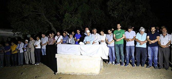 Yunus Koca'nın Cenazesi Toprağa Verildi