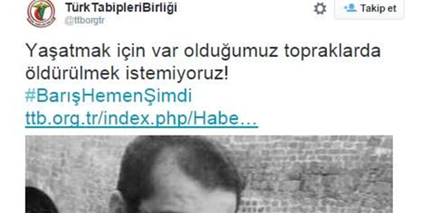 Doktoru PKK Katletti Ama PKK'yı Kınayamadılar!