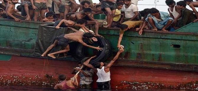 Arakanlı Müslümanların Trajedisi Devam Ediyor!