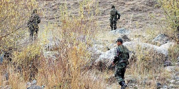 PKK'lılar AK Partili Baba ve Oğulu Kaçırdılar!