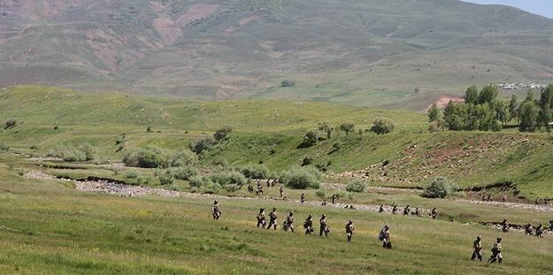 Şırnak'ta PKK'dan Kaçan 7 Kişi Daha Teslim Oldu
