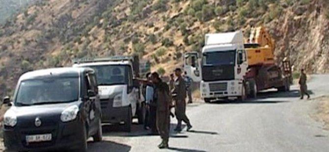 Uzman Çavuşu PKK'lıların Elinden Halk Kurtardı!