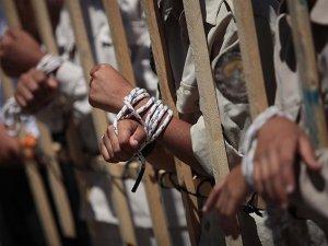 6 Bin Filistinli İsrail Hapishanelerinde Esir