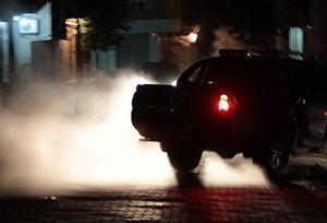 PKK'lılar Van'da Polis Aracına Saldırdı!