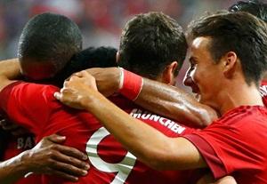 "Bayern Münih'ten ""Sığınmacı""lara 1 Milyon Lira"