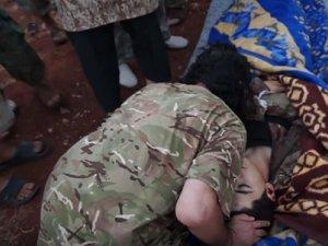 Muhalif Komutan Kendi Oğlunu Defnetti (VİDEO)