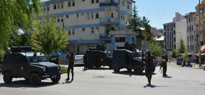 Tunceli'de Polis Merkezine Silahlı Saldırı