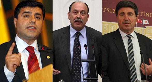 """""""Demirtaş, Emek Partisi'nin Görüşünü Alma İhtiyacı Duymadı"""""""