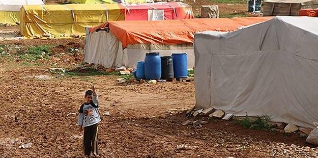 BM'den Ürdün'deki Suriyeli Muhacirlere Yardım