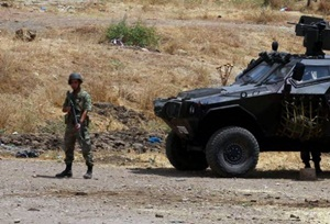 Şemdinli'de PKK'dan Kaçan Bir Kişi Teslim Oldu