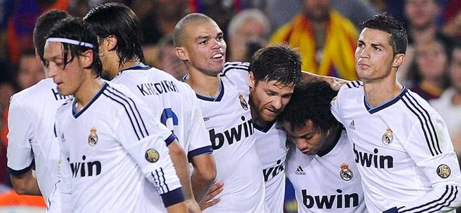 "Real Madrid'den ""Sığınmacı""lara 1 Milyon Avro Yardım"