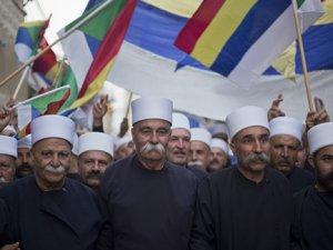Dürziler Süveyda'da Esed'e Başkaldırdı