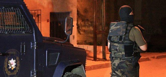 İstanbul'da MLKP Örgütü Operasyonu: 5 Gözaltı