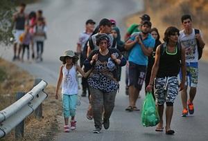 """AB Komisyonu 120 Bin """"Sığınmacı""""yı 22 Üye Ülkeye Dağıtacak"""