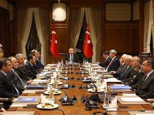 Beştepe'de Güvenlik Toplantısı Düzenlendi