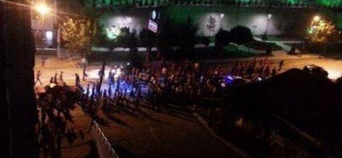 Ankara'da Provokatörler İşçilere Saldırdı