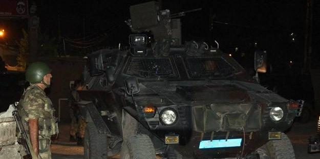 Bitlis'te Jandarma Karakoluna PKK Saldırısı!