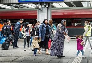 """""""Suriyeli Aylan İsveçlilerin Sığınmacılara Bakışını Değiştirdi"""""""