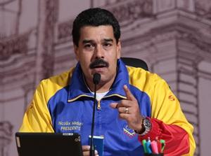 """Esed'çi Maduro, 20 Bin Suriyeli """"Sığınmacı"""" Kabul Edecek"""