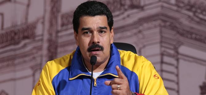 Venezuela'da İki Aylık Olağanüstü Hâl İlan Edildi