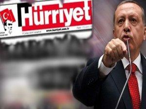 Erdoğan'dan Hürriyet'e Sert Tepki: Sen Nasıl Medyasın!