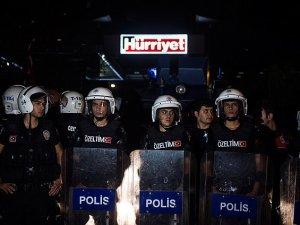 Hürriyet Gazetesi Protesto Edildi