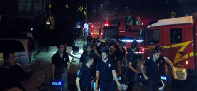 HDP Genel Merkezi'ne Saldırı