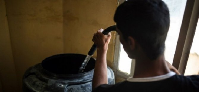 Gazze'de 120 Bin Kişiye Su Verilemiyor