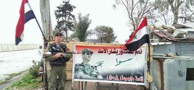 """""""Suriye Rusların Savaşı Değil"""""""