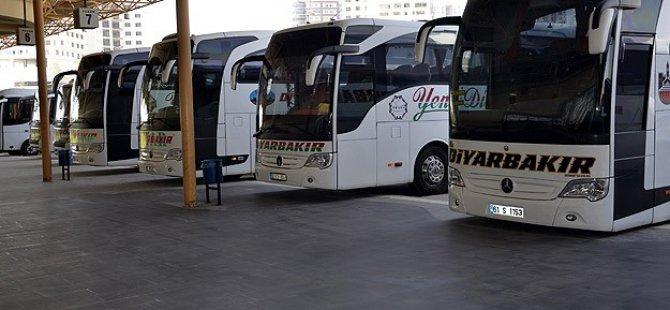 Otobüsler Şiddete Tepki İçin Sefere Çıkmayacak