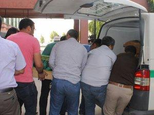 PKK'nın Polise Attığı Roket Eve İsabet Etti