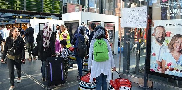 Danimarka ve İsveç Sınır Kontrollerine Başladı!