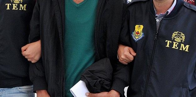 Muş'ta HDP Malazgirt İlçe Eş Başkanı Dahil 5 Kişi Gözaltına Alındı