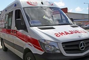 Mardin'in Nusaybin İlçesinde PKK'lılar Ambulans Kaçırdı!
