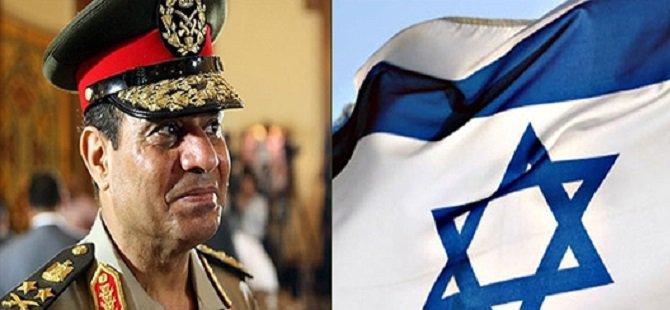 """""""Sisi İsrail'in Talebi Üzerine Tünelleri Yıktı"""""""