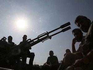 Direnişçiler, Tel Kurdi'de Kontrolü Ele Geçirdi (VİDEO)