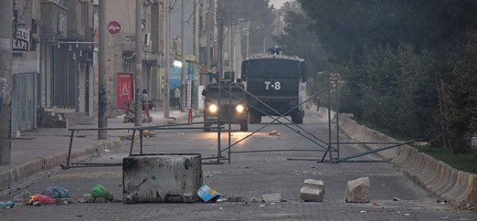 """""""Cizre ve Sur'da 16 PKK'lı Öldürüldü"""""""