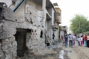Cizre'de Tahribat Gün Yüzüne Çıktı