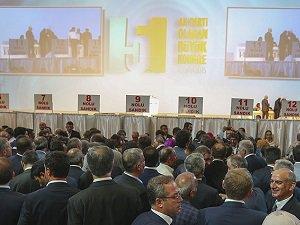 AK Parti MKYK Listesine 31 Yeni İsim Girdi