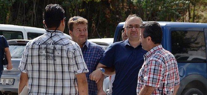 Eski Hakim Karaçöl Kütahya'da Gözaltına Alındı
