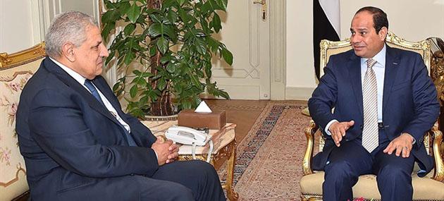 Mısır Hükümeti İstifa Etti