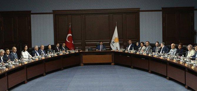 AK Parti 'Dokunulmazlık' İçin Harekete Geçiyor