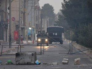 Cizre'de Sokağa Çıkma Yasağı İlan Edildi