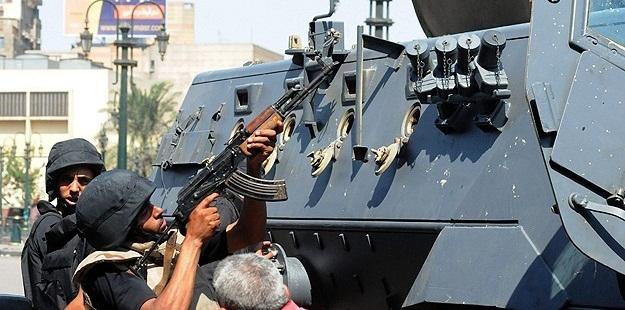 """Mısır Cunta """"Güvenlik""""(!) Güçleri Yanlışlıkla(!) 12 Turisti Öldürdü!"""
